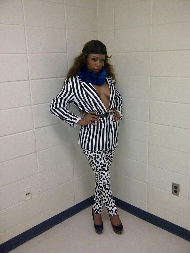 Fashion Show @ Alabama A & M