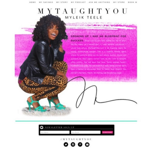 Photo Courtesy of Instagram @ Myleik